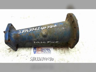 Housing-front Axle  LH