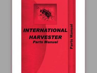 Parts Manual - 674 International 674 674