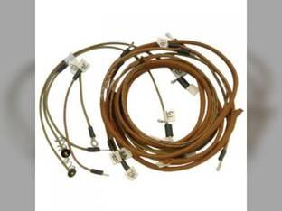 Wiring Harness - Restoration Quality 6V Systems Allis Chalmers WC WC WF WF RC RC 70224635