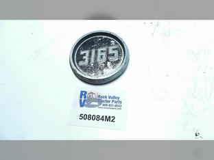 """Medallion-hood    """"3165"""""""