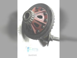 Diff Assy-w/Ring & Pinion