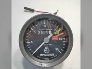Used Tachometer Gauge International 684 884 278 484 885 268 785 Hydro 84 585 784 685 584 258 3121926R91 Case IH 885 585 685