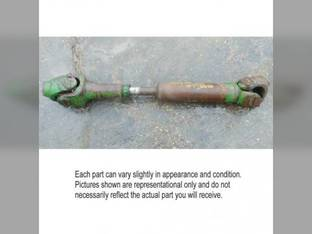 Used Universal Drive Shaft AH137816 John Deere 9510 9500 9560 9550