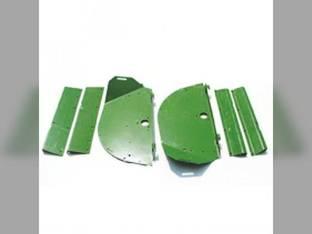 Straw Chopper Side Sheet Kit John Deere 4420 7720 8820 6622 7721 6620 BH77683