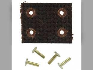 Belt Pulley Brake Lining Case S L 151-178