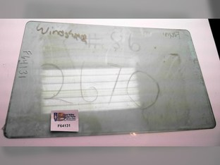 Glass-front Windshield