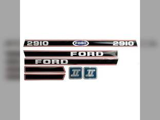 Decal Set Ford 2910