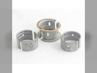"Main Bearings - .020"" Oversize - Set Massey Ferguson 165 3165 3165 302 304 65 Continental G176"