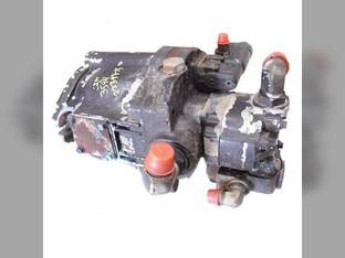 Used Hydraulic Pump Assembly Case IH 3594 3394 A185363