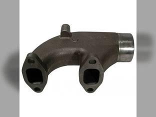 Exhaust Manifold End International 856 2856 2806 806 326521R1