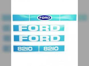 Hood Decal Set Ford 8210