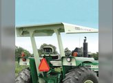 Tractor Canopy And Support Frame - 2WD & Regular Fenders 55 Series Oliver 1755 1855 1955 2055 2155 2255 1755 1855 1955 2055 2155 2255