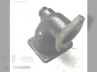 Elbow-oil Cooler