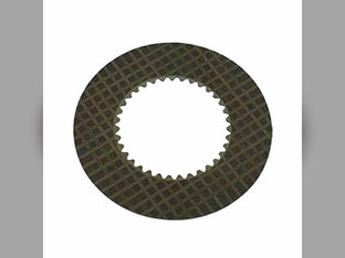 Plate, Friction, Master Clutch