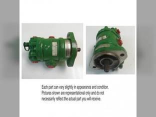 Used Hydraulic Pump John Deere 9660 9650 CTS 9510 9600 9560 9450 9550 9500 9410 9610 AH131183