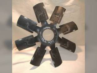 Used Cooling Fan - 8 Blade Ford 8970 8670 8770 8870 9825243