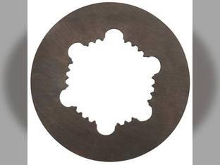 Handbrake Metal Disc New Holland TS125A T6070 T6020 T6060 TM125 T6030 TS110A T6010 TS135A TM165 TS130A T6040 T6050 TS100A TM135 TS115A TM150 TM115 Case IH MXU130 MXU125 MXU100 MXU110 MXU135 MXU115