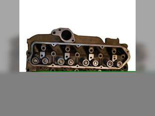 Remanufactured Cylinder Head with Valves John Deere 2630 2550 2450 2640 2555 2440 2350 2530 2520 2020 2510 2030 2355 RE35279