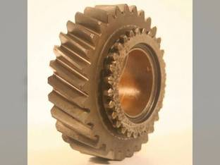 Used Pinion Shaft Gear - 2nd & 5th John Deere 3120 2840 3030 3130 AT26392