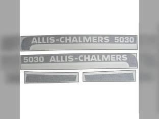 Decal Set Allis Chalmers 5030