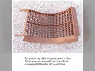 Used Front Concave International 1420 Case IH 1620 1319186C1 193985C5