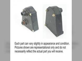 Used Dial A Matic Sensing Circuit Box John Deere 900 200 AH109390