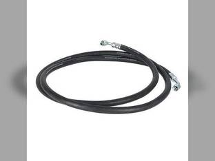 Air Conditioning Hose Line - Red Frame Tractors - Receiver Drier to Expansion Valve Allis Chalmers 7080 7580 7030 7040 7060 7050 7000 70268468