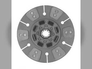 Remanufactured Clutch Disc International 4386 4366 4586 134891C91