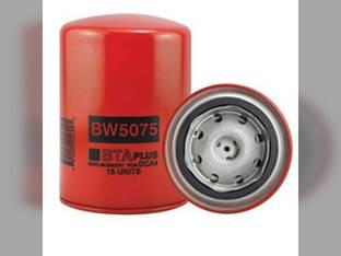 Filter - Coolant with BTA Plus Formula Spin On BW5075 Cummins. Steiger ST320 ST280 KM225 KM360 ST310 PANTHER 1000 Versatile 946 935 936 Allis Chalmers 9765 9785 Case IH 9150 9250 9350 9260 Cummins