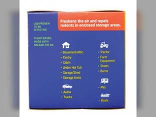 Fresh Cab Botanical Rodent Repellent 1 Box 4 Pouches