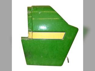 Used Battery (Cowl) Cover - LH John Deere 1641 2350 2750 2440 2550 2040 1640 2140 1840 2640 AL31040