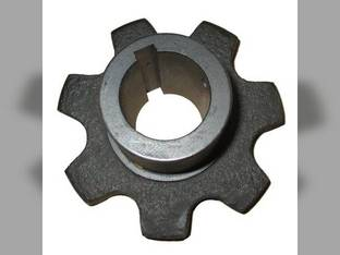Elevator Chain Sprocket, Return Tailing, Lower
