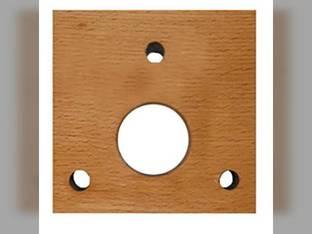Wood Bearing Block - Auger Bed Support Case IH 1644 2388 1666 2344 1620 2366 2166 1660 2577 1688 1682 1670 2588 1640 2188 2144 2377 1680 International 1470 1460 1420 1482 1480 1440 B94626 193414C2