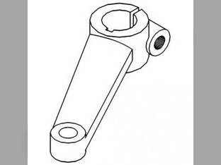 Steering Arm - Right Side New Holland Ford 6610 7600 6810 5600 5900 7610 5110 5610 6600 5100 6410 7100 E3NN3130AA