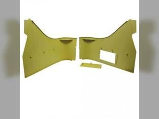 Operator Dust Shields - LH and RH John Deere 6030 5020 AR40930