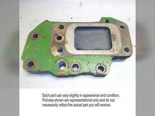 Used Selective Control Valve Cover Plate John Deere 8430 4030 4230 8630 4020 2520 4000 4430 4630 3020 4320 AR54331