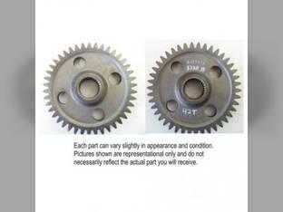 Used MFWD Spur Drive Gear John Deere 8230 8520 8285R 8330 8245R 8245R 8420 8120 8270R 8270R 8220 8430 8235R 8225R 8295R 8295R 8130 8260R 8320 R165578