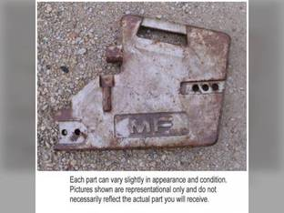 Used Suitcase Weight Massey Ferguson 2675 2705 2745 2775 2805 1873950M4
