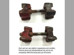 Used Rear Wheel Wedge Kit International 1468 1466 1086 1486 1287802C92