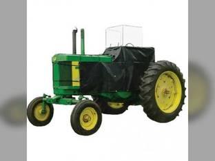 Tractor Heater Cab Kit Green Vinyl 2840 2940 2950 2955 John Deere 2950 2955 2940 2840