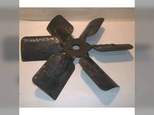 Used Cooling Fan - 6 Blade Allis Chalmers 7010 7020 7030 7040 7045 7050 7060 70268403