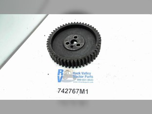 Gear-injection Pump Drive