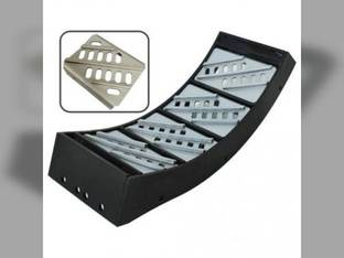 Concave KX7 - MaxThresh - Kondex Case IH 9230 8230 9120 7230 7120 AFX8010 8120 84563344