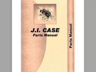 Parts Manual - 1830 Uni Loader Case 1830 1830