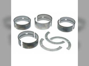 """Main Bearings - .010"""" Oversize - Set John Deere 362 4020 4000 AR74816"""