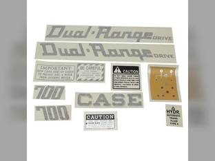 Decal Set Case 700