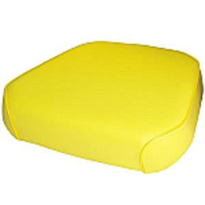 Seat Cushion - Yellow Vinyl