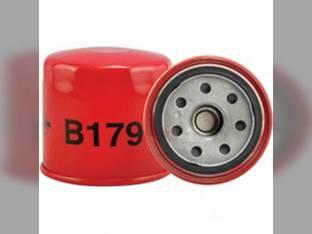 Filter - Full Flow Lube Spin On - B179 Kubota B7200 B5100 B2100 B7100 B8200 B1750 B7500 B6200 B1700 B1550 B6100 B9200 B2150 Yanmar YM336 YM336 YM2200 YM330 YM1700 Case 1825 Bobcat 453 Cub Cadet