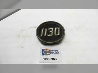"""Medallion-hood     """"1130"""""""