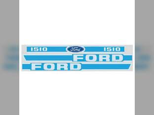 Decal Ford 1510